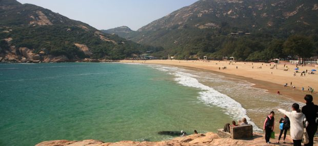 Hong Kong Beaches