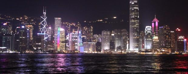 Hong Kong Symphony Of Lights