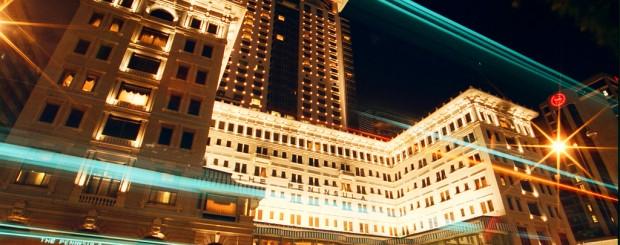 Peninsula Hotel - Hong Kong